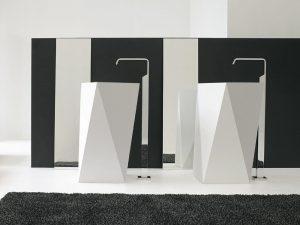 Lavabo Sharp spied Blanc