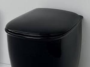 Abattant Azuley Noir