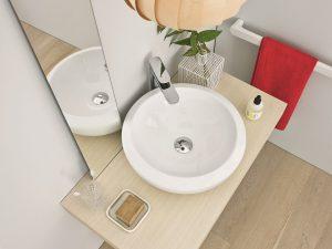 Vasque Blend Blanc