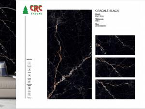 Crackle Black